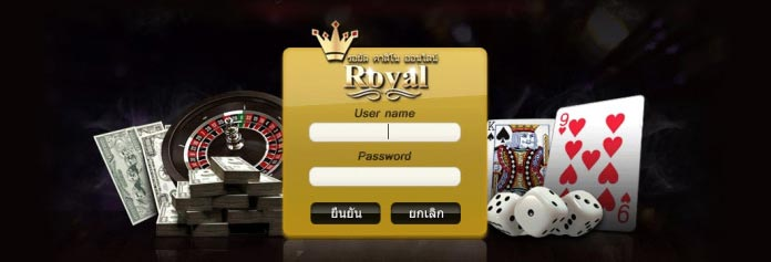 GCLUB-royal CASINO